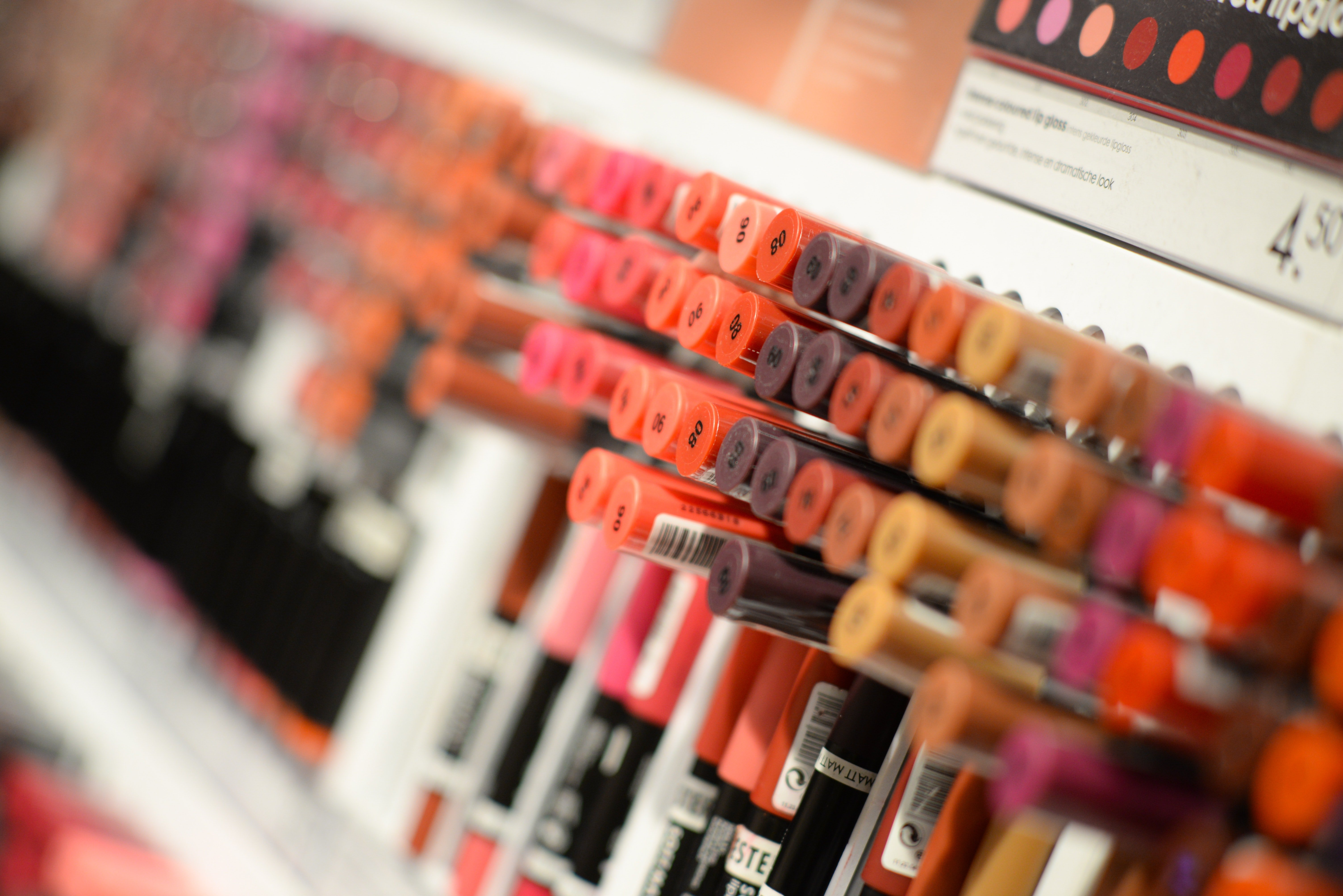 beauty and cosmetics france export to australia