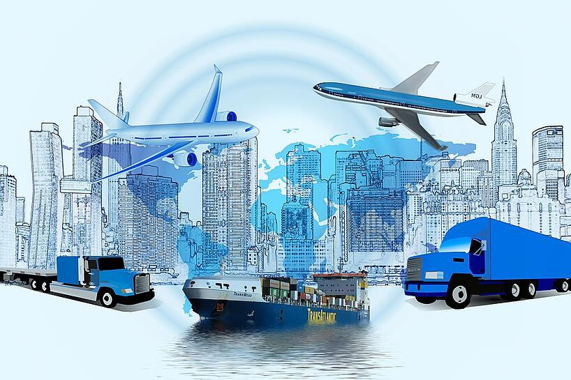 Freight Forwarding 101 - The Differences Between Small and