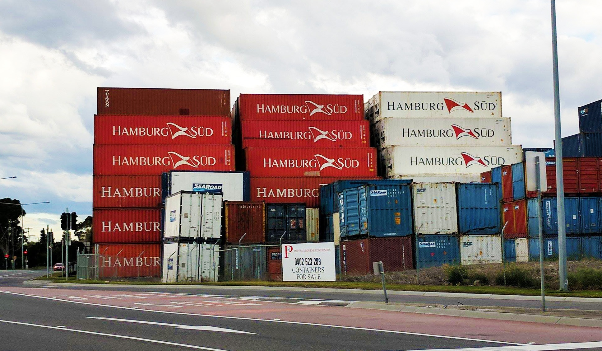 Freight Forwarding Update - Consolidation of the World's Largest Shipping Lines