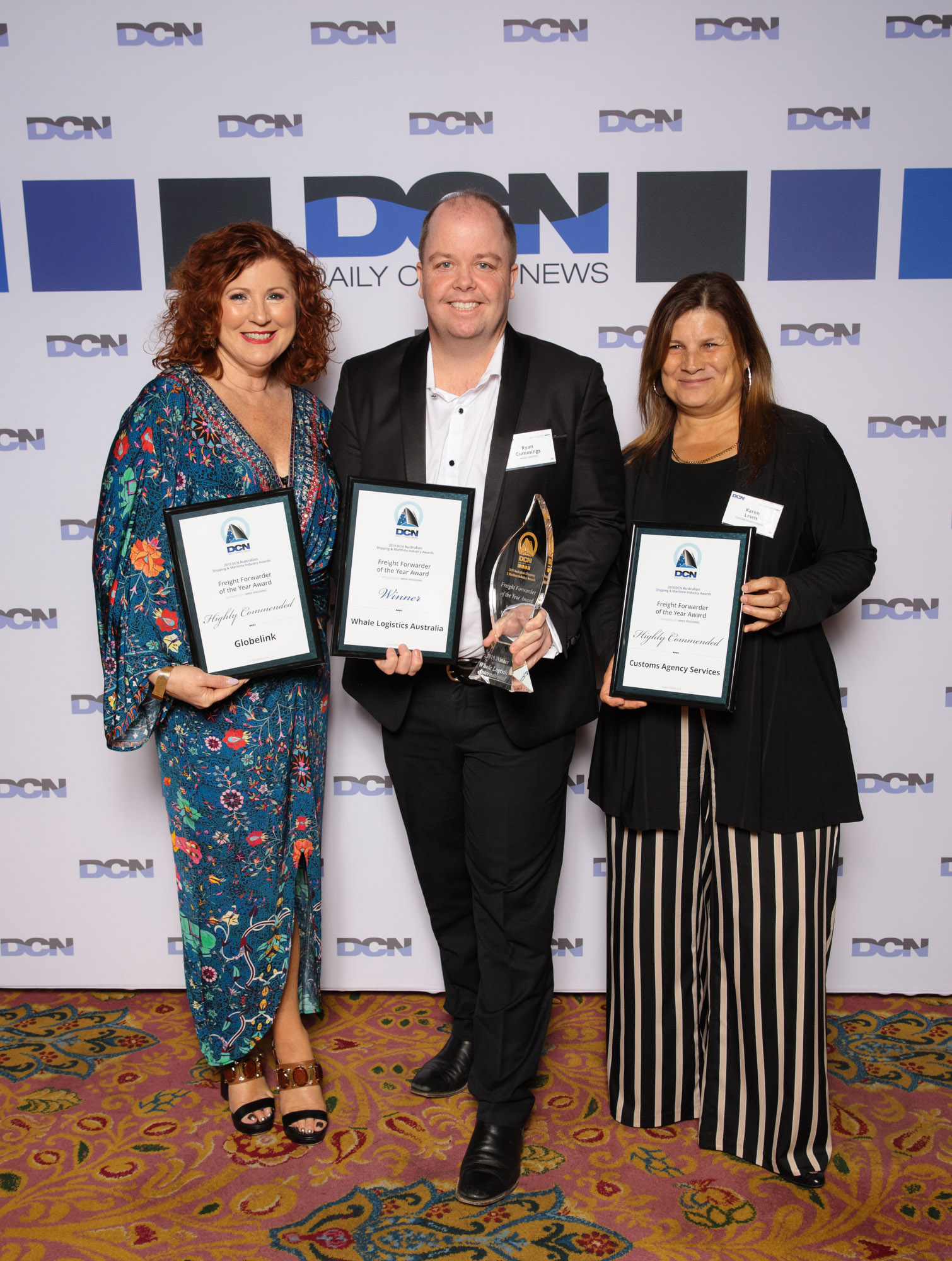 Freight Forwarder of the Year DCN Awards 2