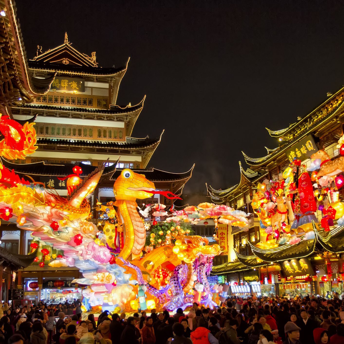 Mid-Autumn Festival and Golden Week
