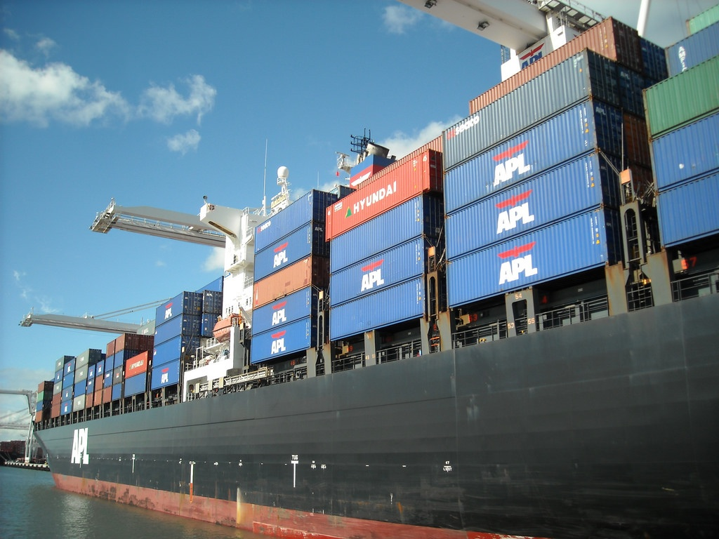 Container Space – China to Australia in Huge Demand