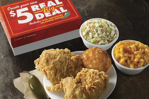 Supply Chain Case Study - Reducing Packaging Costs Boosts Bottom Line | Church's Chicken