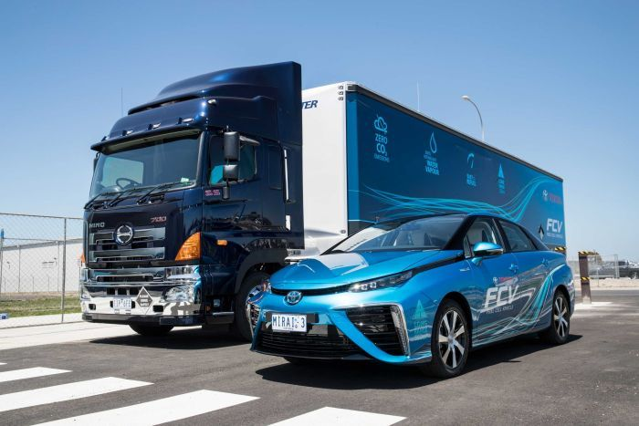 Supply Chain News - Could hydrogen cars be the answer to a sustainable supply chain?