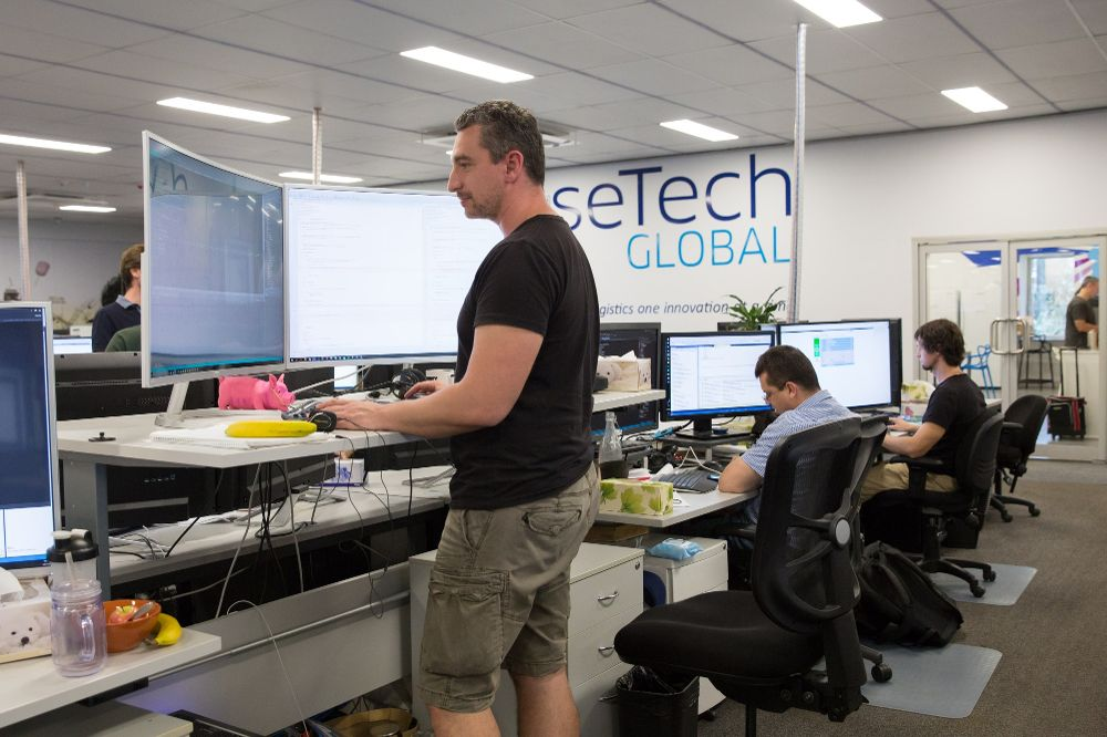 WiseTech Global Shares Soared as Revenue Exceeds Investor